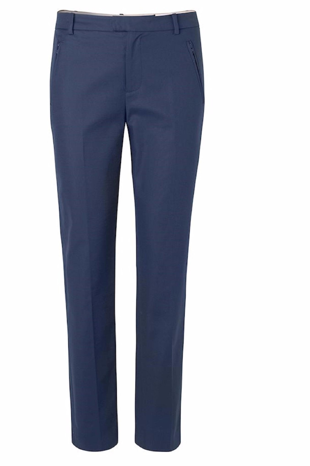 Noa Noa Beautiful Basic Trousers - Front Cropped Image