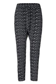 Noa Noa Printed Harem Trousers - Product Mini Image
