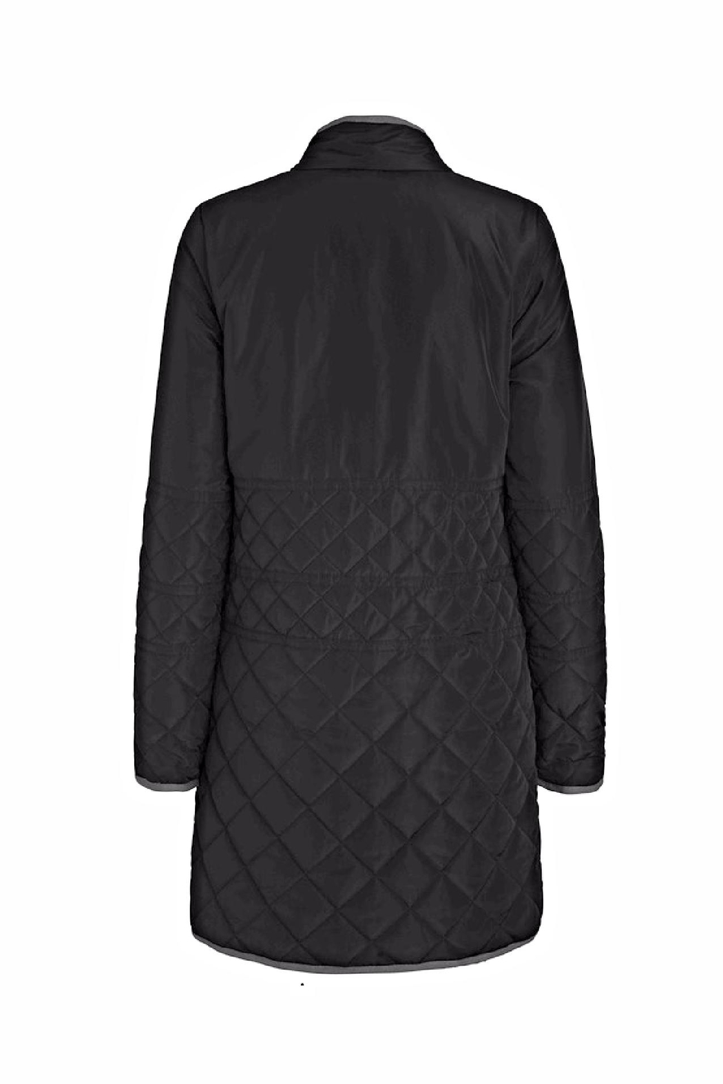 Noa Noa Quilted Coat - Front Full Image