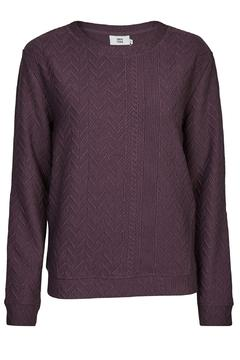 Shoptiques Product: Textured Sweat Shirt