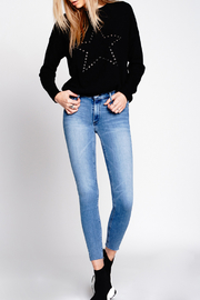 Black Orchid Denim NOAH ANKLE FRAY JEAN - Product Mini Image