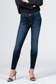 Black Orchid Denim NOAH ANKLE FRAY SKINNY JEAN - Product Mini Image