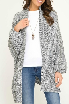 Shoptiques Product: Noah Open Cardigan