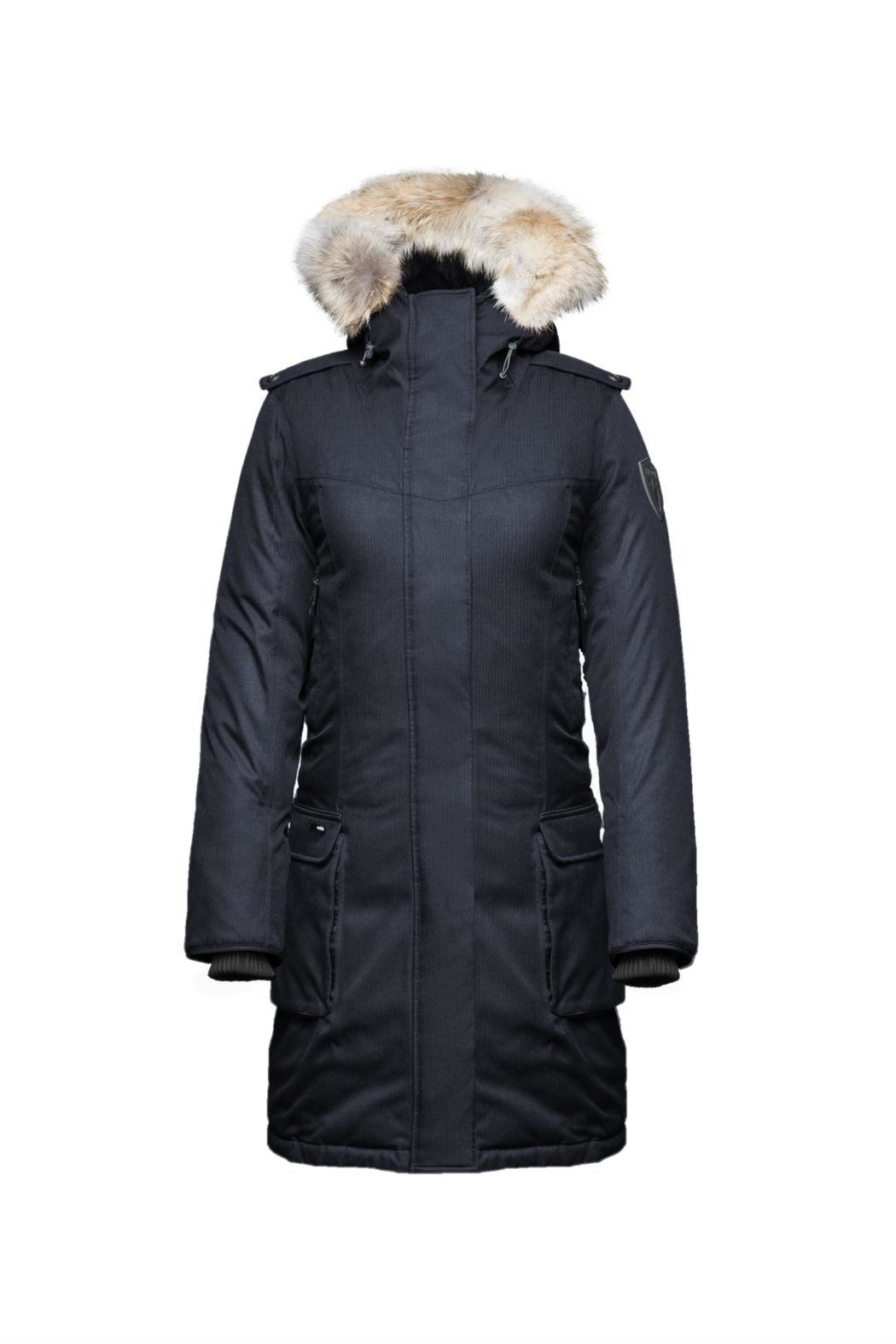 Nobis Abby Down Coat - Front Cropped Image