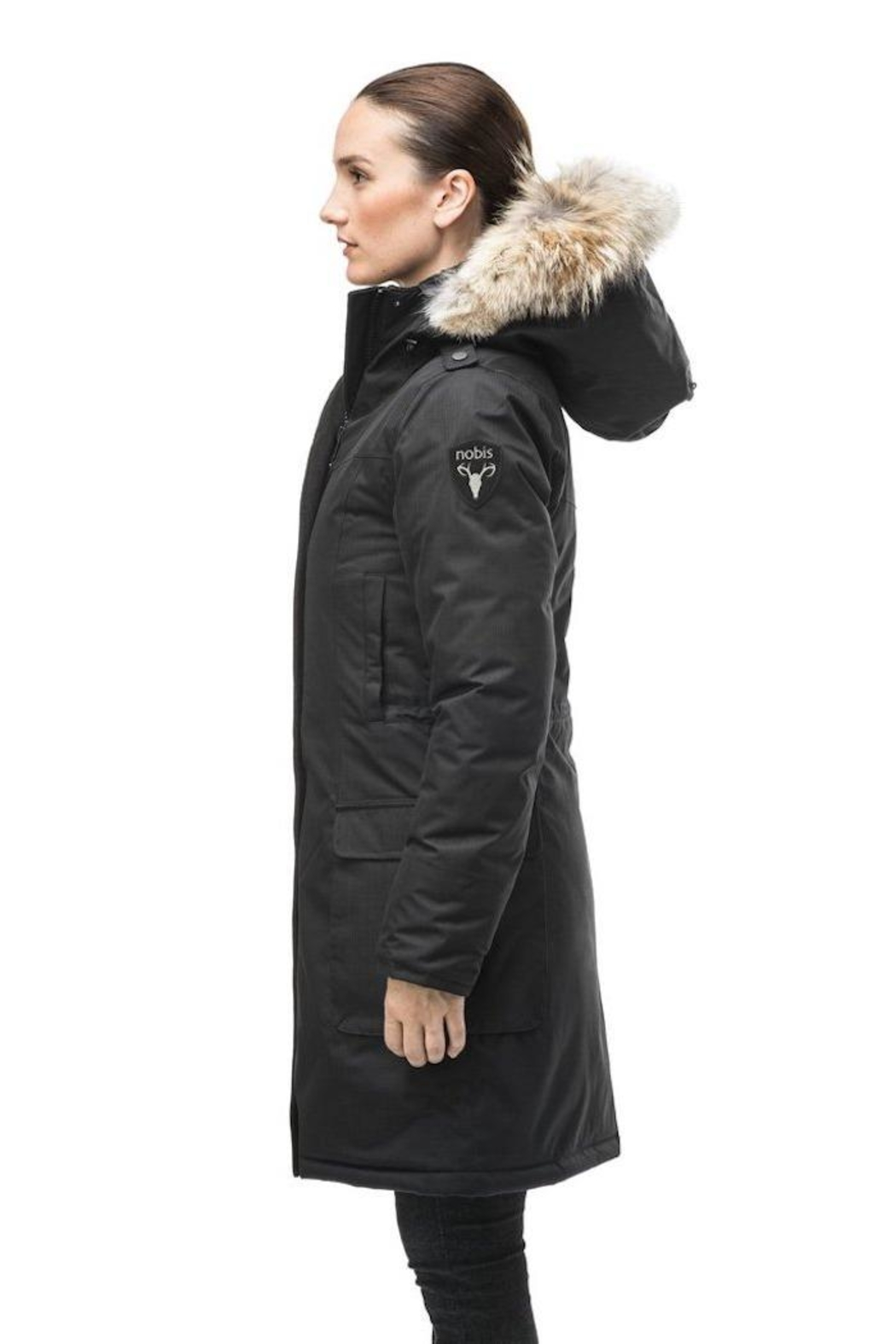 Nobis Abby Down Jacket - Side Cropped Image