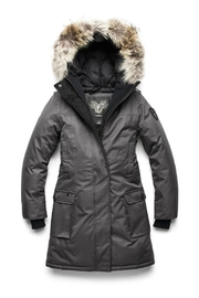 Nobis Abby Down Parka - Front cropped