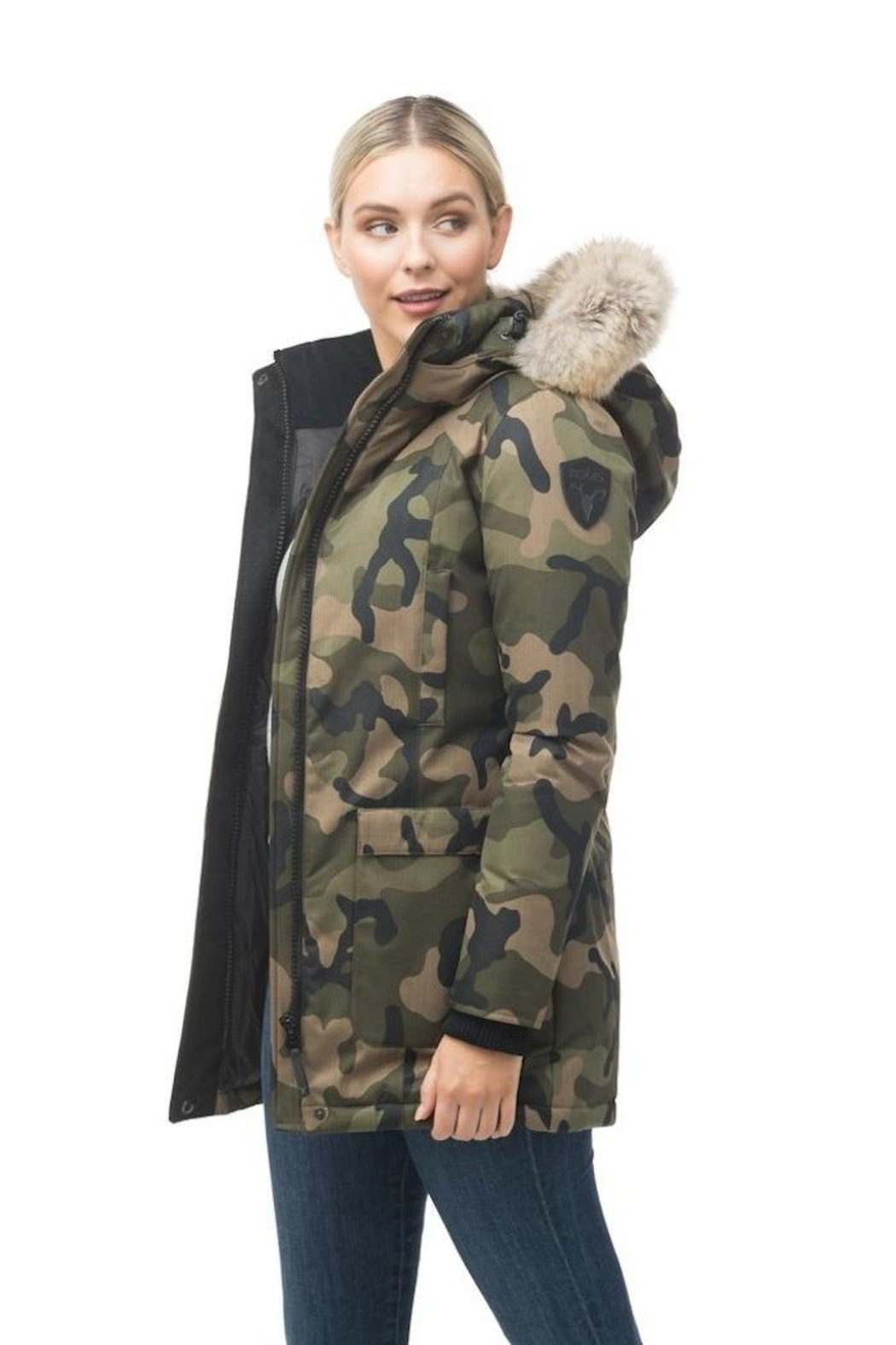 Nobis Carla Down Parka - Side Cropped Image