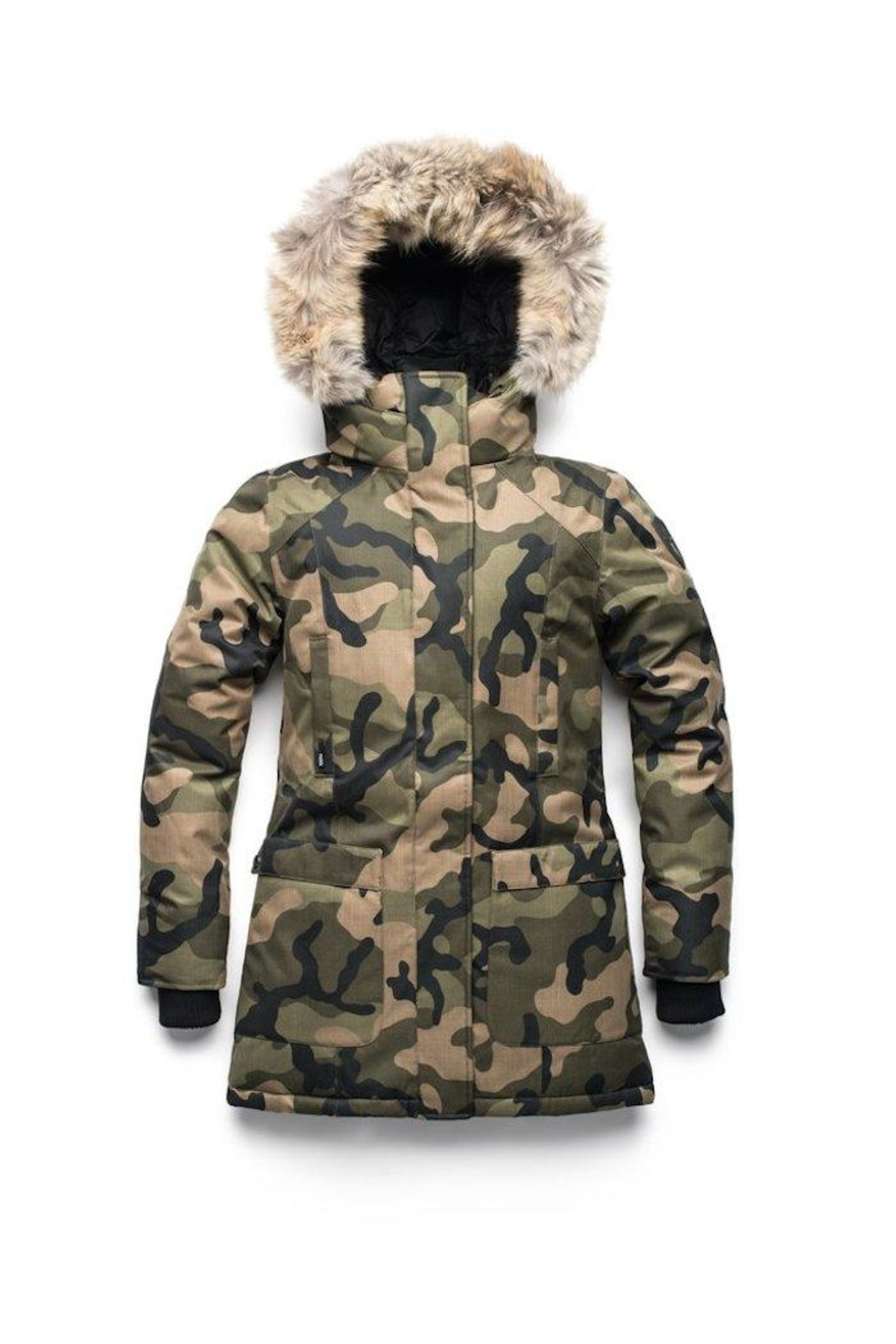 Nobis Carla Down Parka - Front Cropped Image
