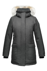 Nobis Carla Down Parka - Front cropped
