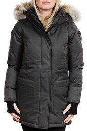Nobis Carla Ladies Parka - Front cropped