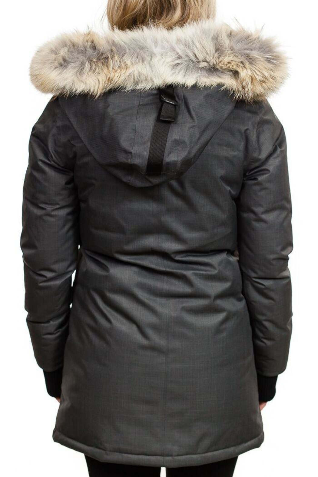 Nobis Carla Ladies Parka - Side Cropped Image