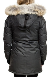 Nobis Carla Ladies Parka - Side cropped
