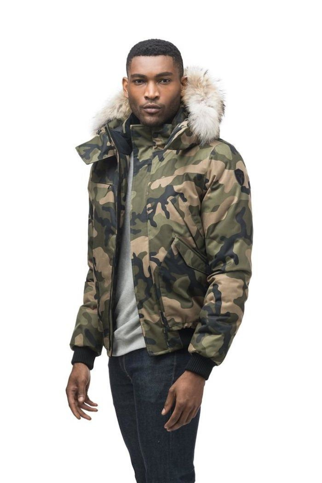 Nobis Dylan Down Jacket - Side Cropped Image
