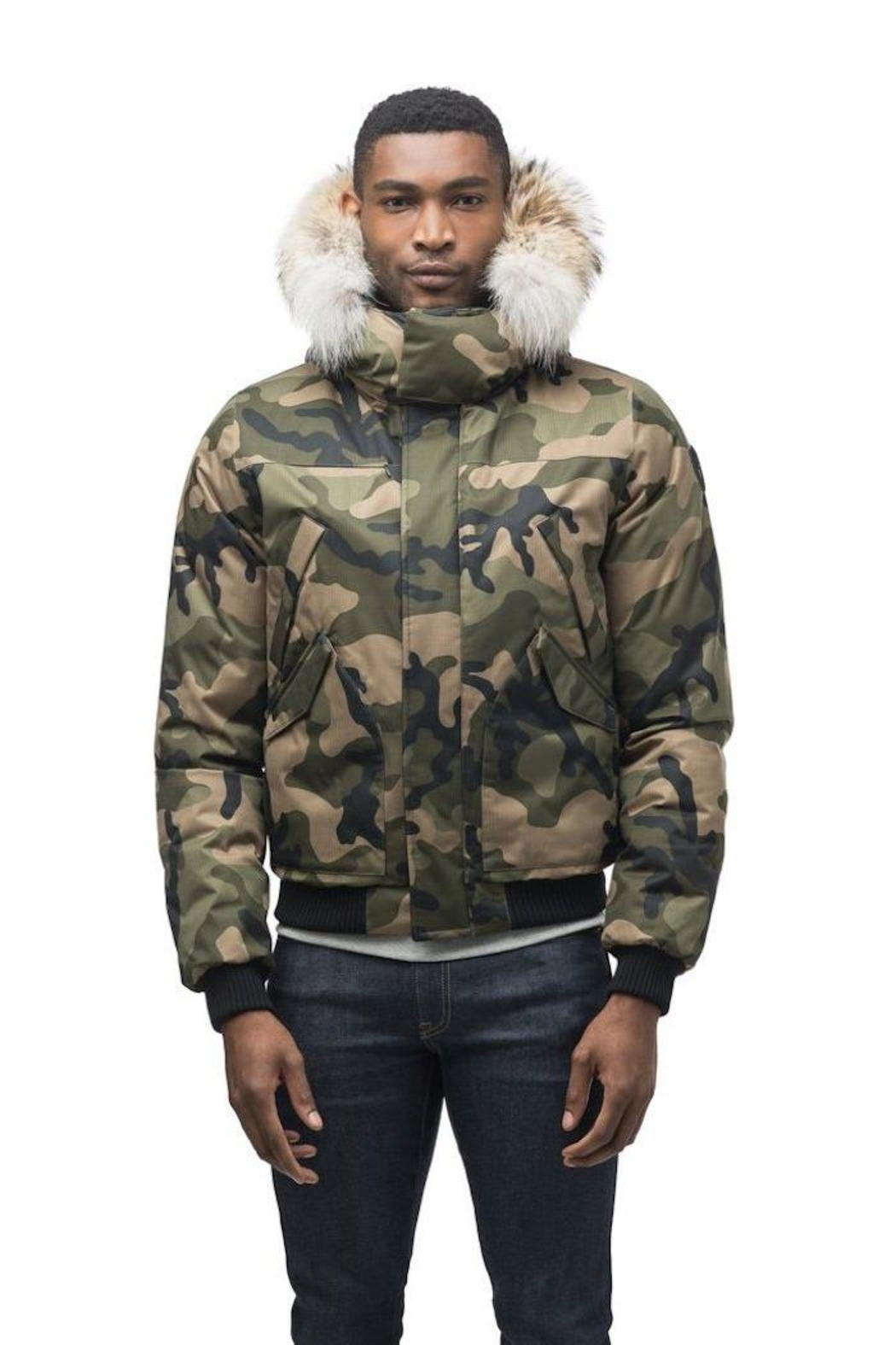 Nobis Dylan Down Jacket - Main Image