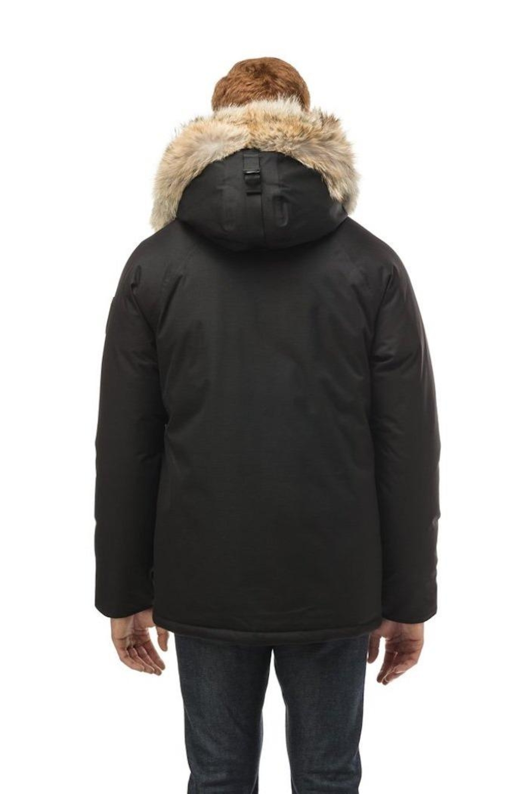 Nobis Heritage Down Jacket - Side Cropped Image