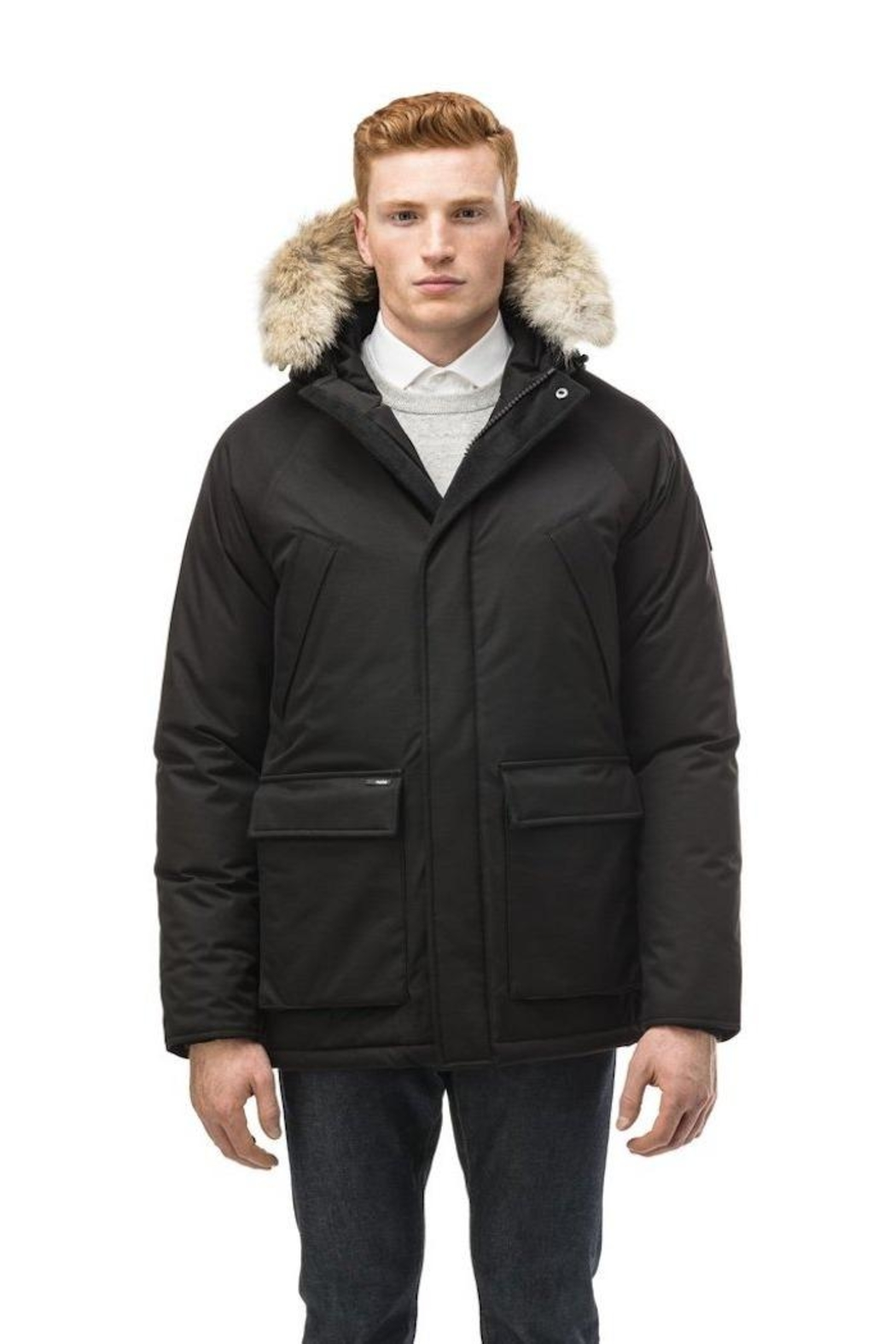 Nobis Heritage Down Jacket - Main Image