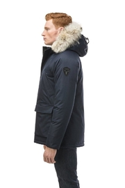 Nobis Heritage Down Jacket - Front full body