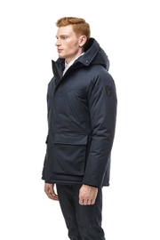 Nobis Heritage Down Jacket - Back cropped