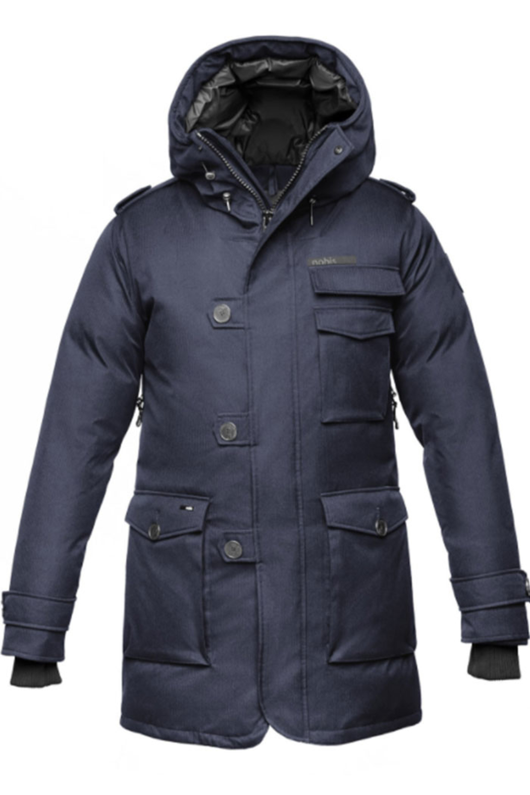 Nobis Men's Shelby Extreme Parka - Front Cropped Image