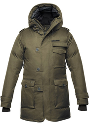 Nobis Men's Shelby Extreme Parka - Front cropped
