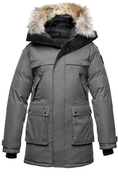 Nobis Men's Yatesy Long Parka - Alternate List Image