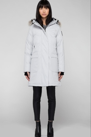 Nobis Merideth Down Parka - Front cropped