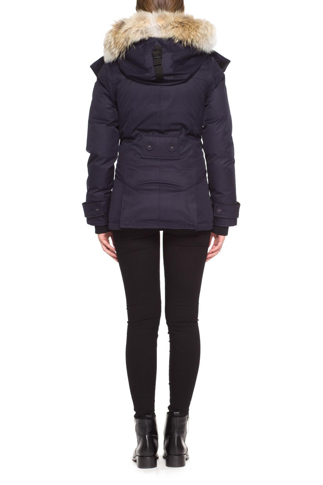 Nobis Merideth Down Parka - Side Cropped Image