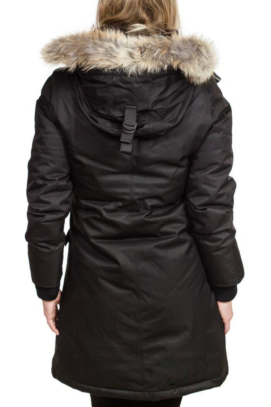 Nobis Merideth Ladies Parka - Side Cropped Image