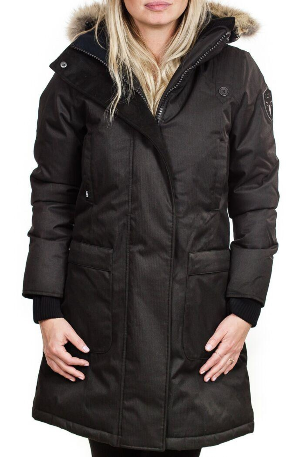 Nobis Merideth Ladies Parka from Canada by Swartz Fine Fashions ...