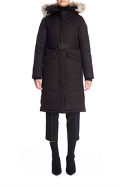 Nobis Morgan Down Coat - Front cropped