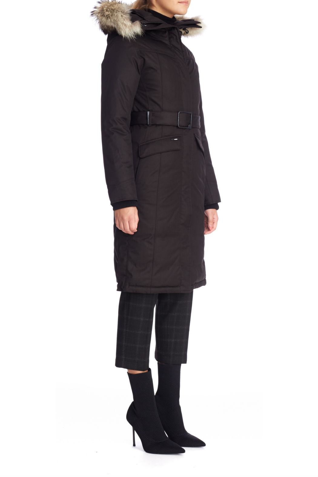 Nobis Morgan Down Coat - Front Full Image