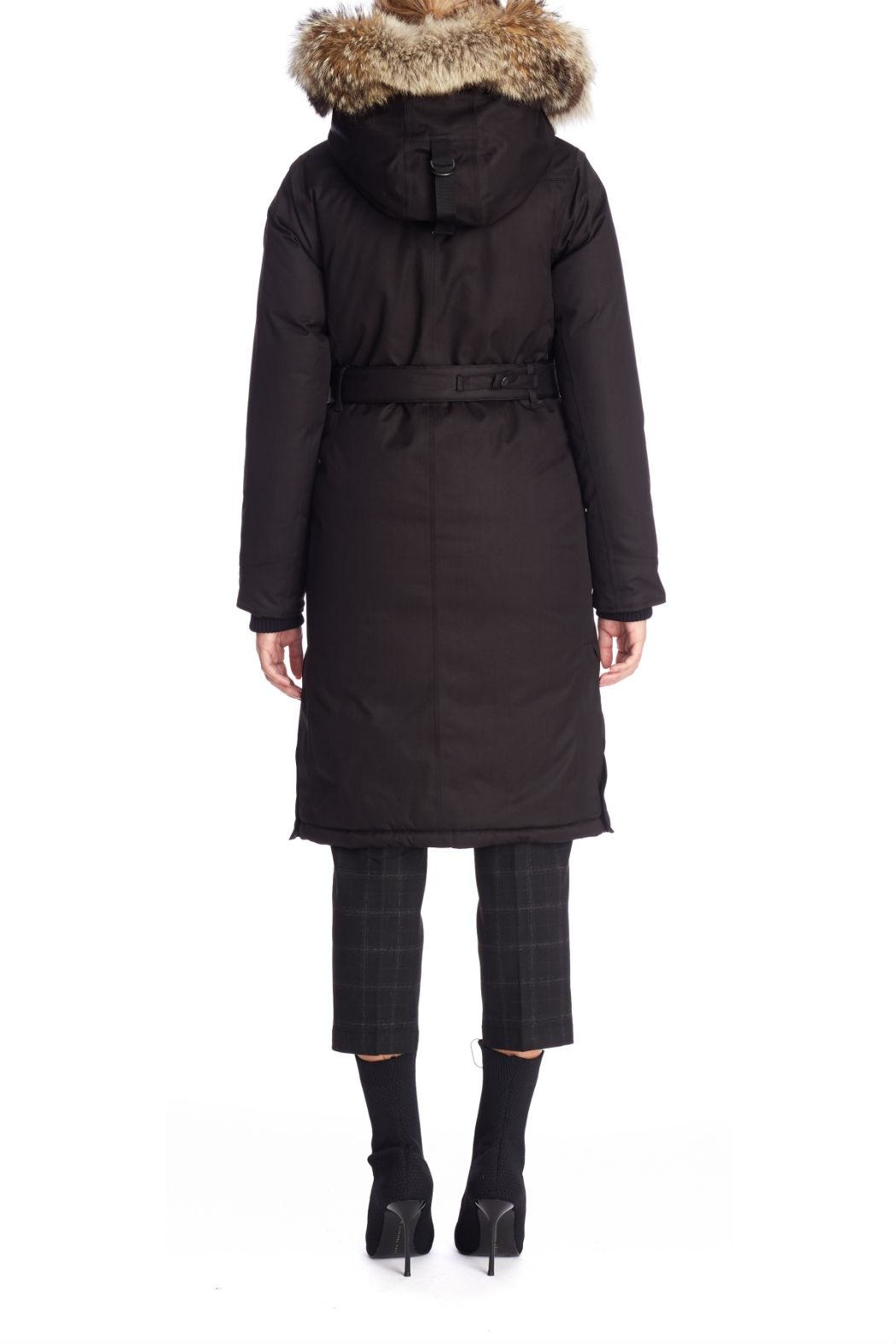 Nobis Morgan Down Coat - Side Cropped Image