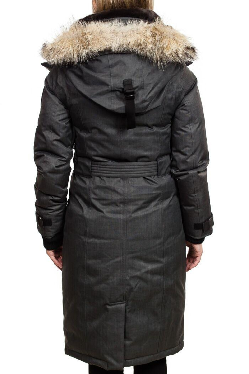 Nobis She-Ra Downfill Parka - Side Cropped Image