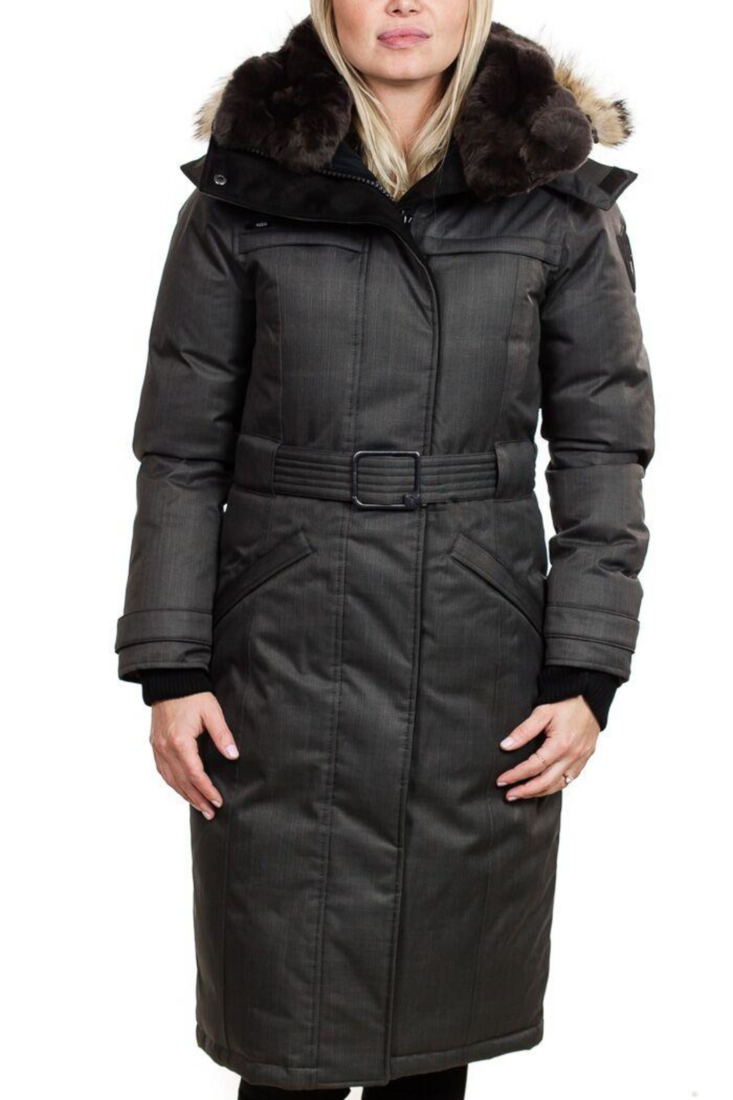 Nobis She-Ra Downfill Parka - Front Cropped Image