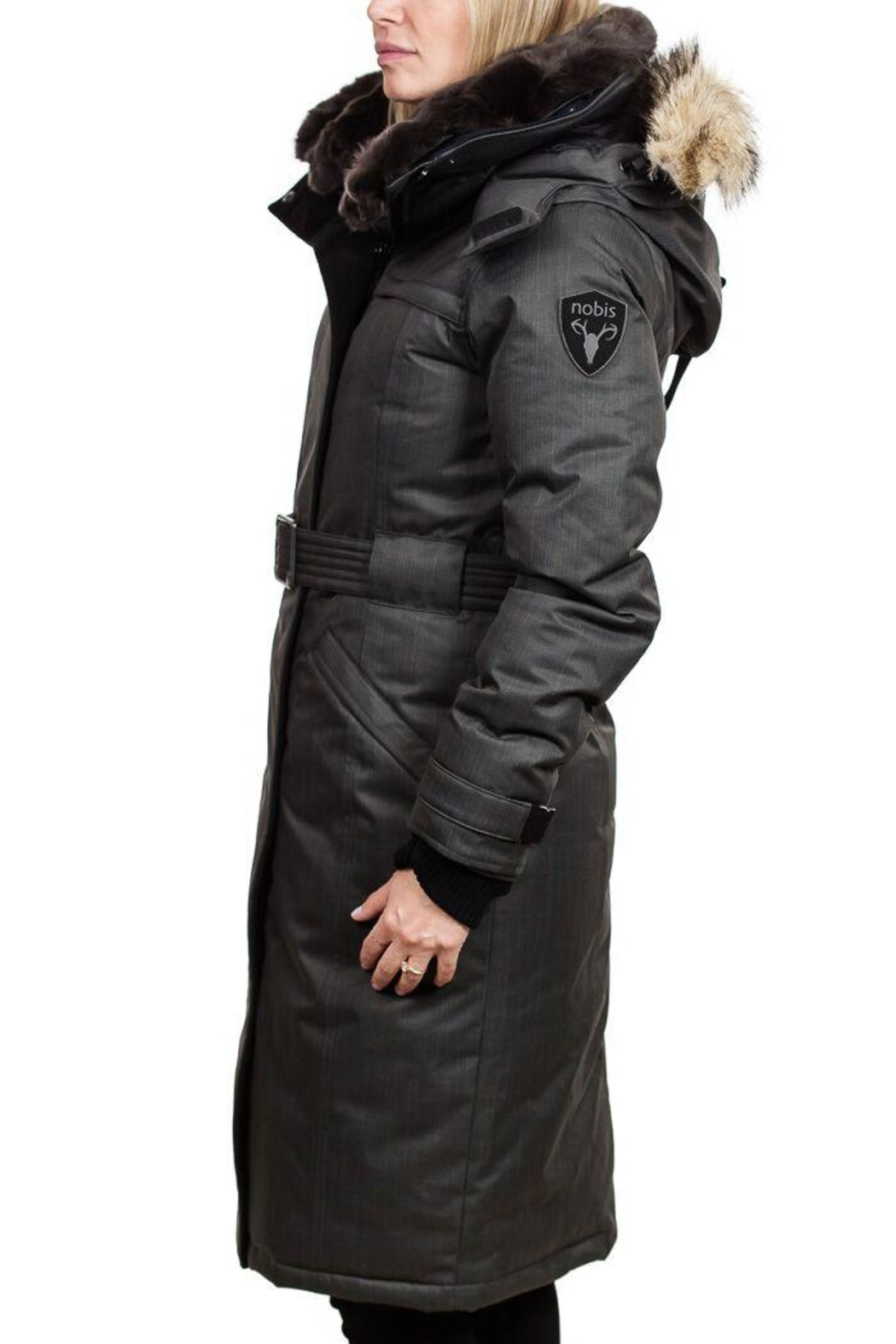 Nobis She-Ra Downfill Parka - Front Full Image