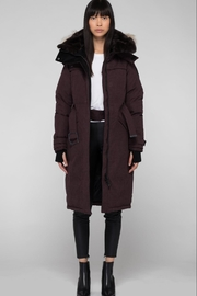 Nobis Shera Parka - Side cropped