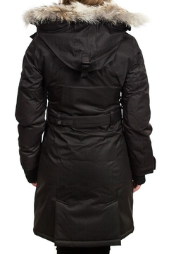 Nobis Tula Downfill Peacoat - Alternate List Image