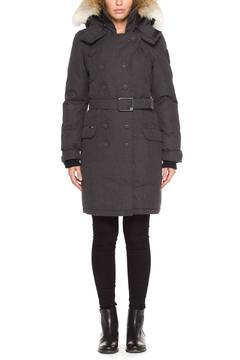 Shoptiques Product: Tula Wool Peacoat