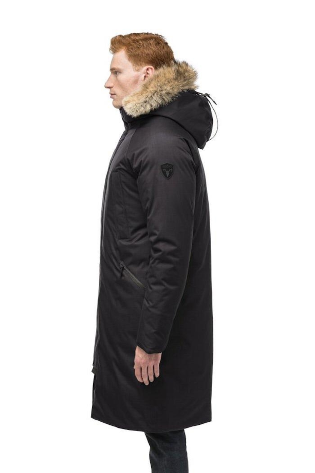 Nobis Will Down Jacket - Side Cropped Image