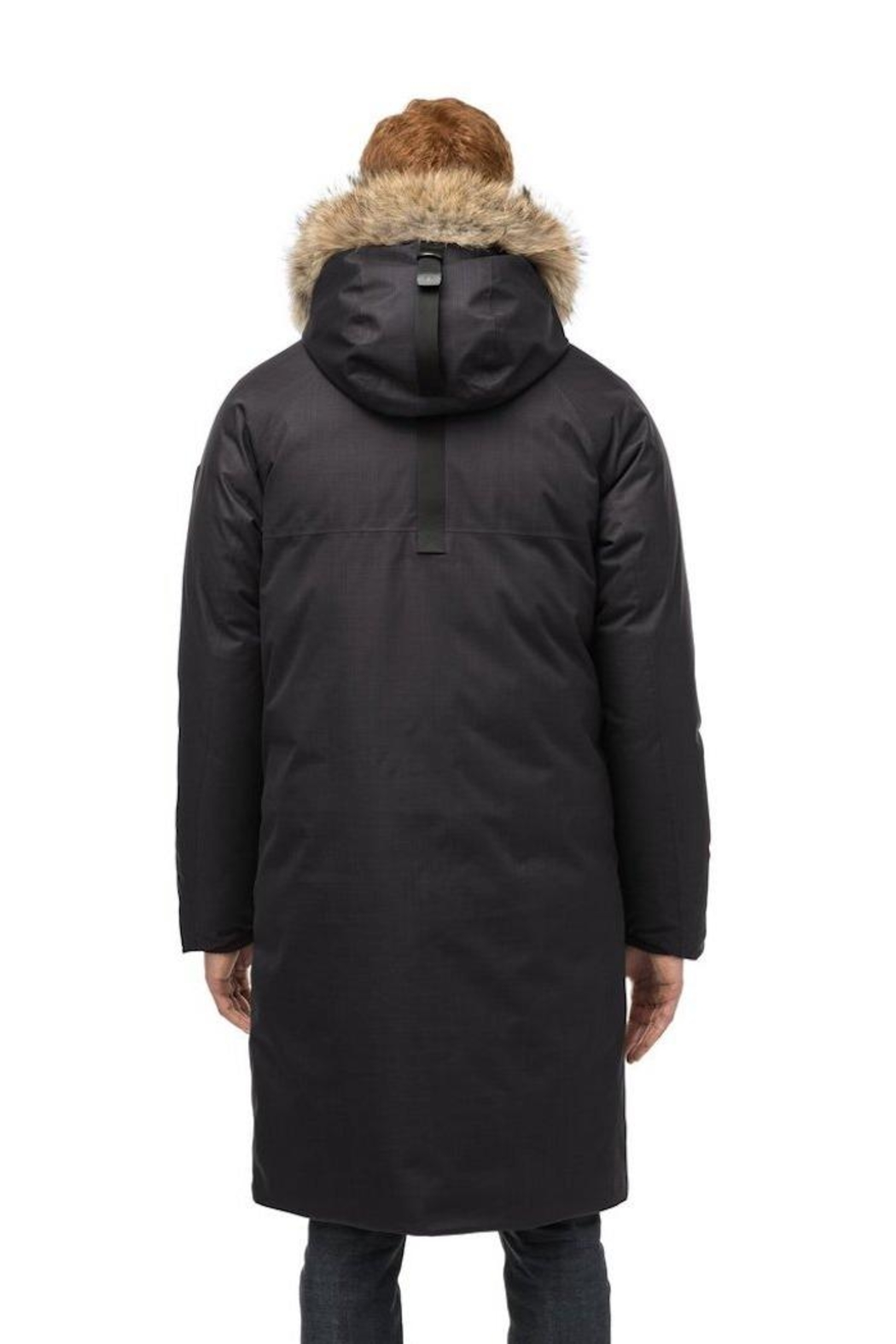 Nobis Will Down Jacket - Back Cropped Image