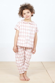 Nobodinoz Pajama Pink Diamonds - Product Mini Image