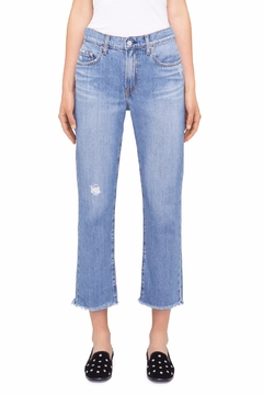 Shoptiques Product: Charlotte Cropped Jeans