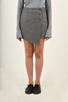 NOD Asymmetric Pal Mini Skirt - Product List Image