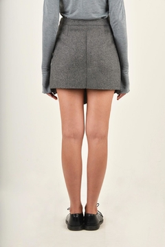 NOD Asymmetric Pal Mini Skirt - Alternate List Image
