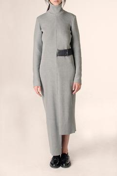 NOD Asymmetric Turtleneck Dress - Product List Image