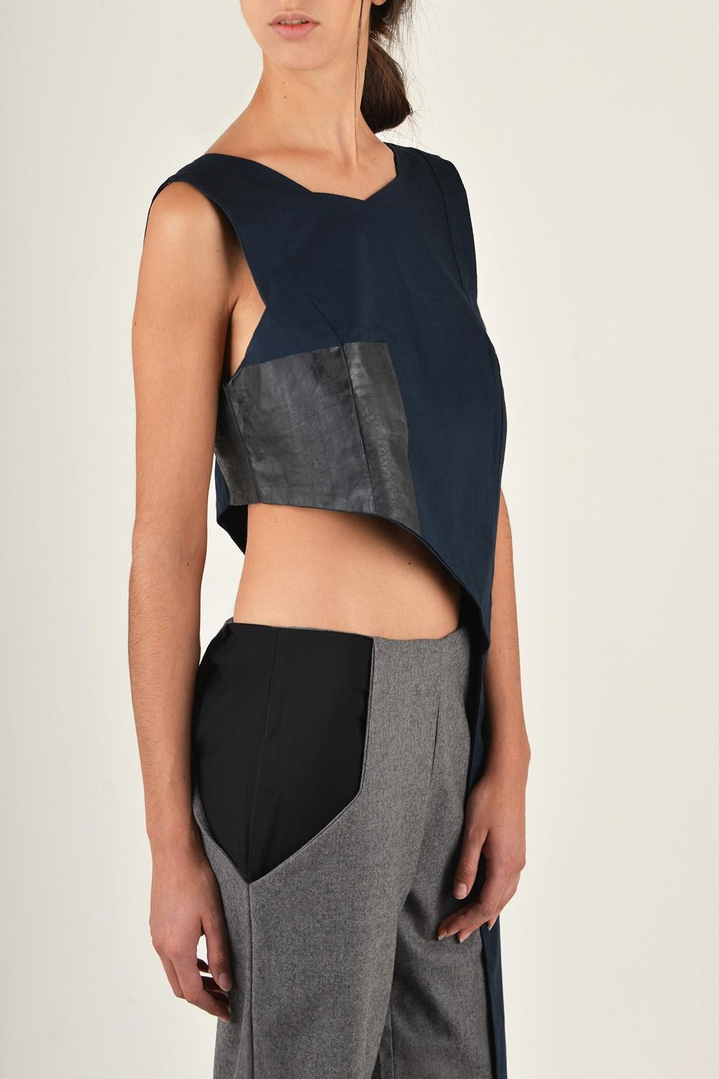 NOD Asymmetric Zinc Top - Front Full Image