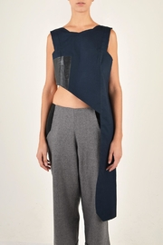NOD Asymmetric Zinc Top - Front cropped