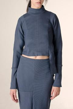 NOD Asymmetrical Crop Top - Product List Image