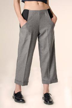 NOD Straight Cut Pantacourt Pants - Product List Image