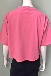 Anine Bing Noel Tee - Back cropped